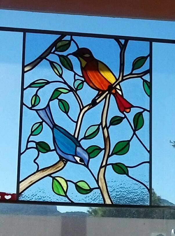 vitrail-oiseaux